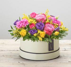 Spring Hatbox - Brights
