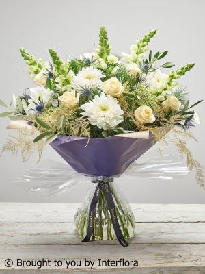 Large Chic Sympathy Hand-tied
